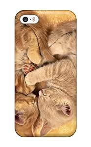 High Quality OjbtCkf4782ZaPYg Kitten Heart Tpu Case For Iphone 5/5s by lolosakes