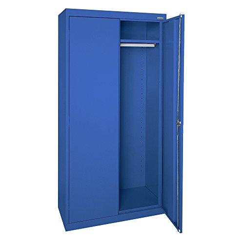Sandusky Lee EAWR361872-06 Elite Series Wardrobe Storage Cabinet, 36