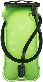 WACOOL 3L 3Liter 100oz 2L 2Liter 70oz BPA Free EVA Hydration Pack Bladder, Leakproof Water Reservoir