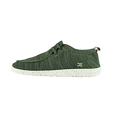 Dude Schuhes Hey Men's Wally Knit Sage   Sage     Schuhes & Bags 11045d