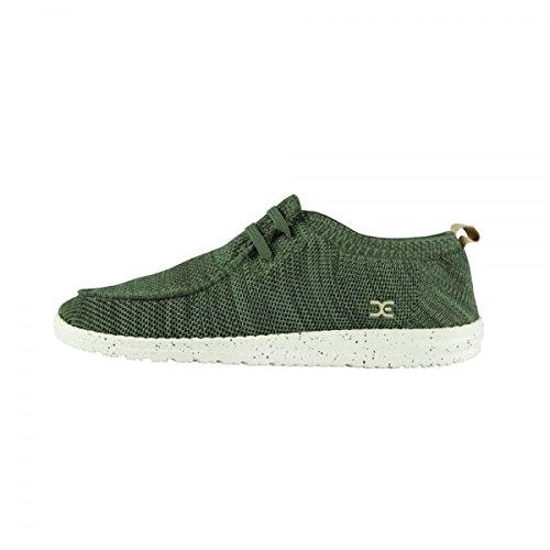 Verde Shoes Verde Wally Maglia Salvia Maschile Dude Ug6xfR6