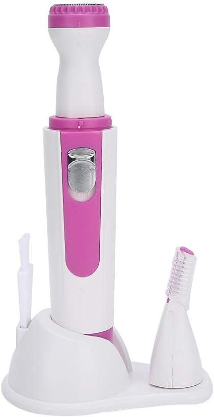Afeitadora para depilación, depiladora eléctrica portátil 2 en 1 ...