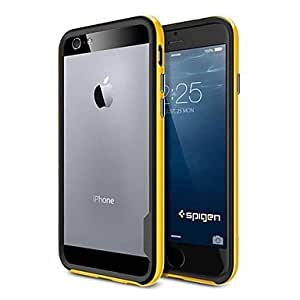 GJY Double Color TPU + PC Frame Case for iPhone 6 (Assorted Colors) , Dark Blue