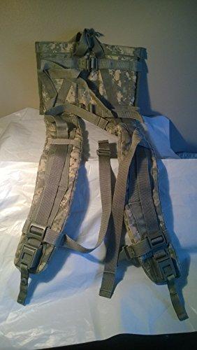 System Shoulder Strap (MOLLE II Rucksack Shoulder Straps, ACU)