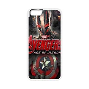 iPhone6s Plus 5.5 inch Phone Case White Avengers Age Of Ultron DTW8061182