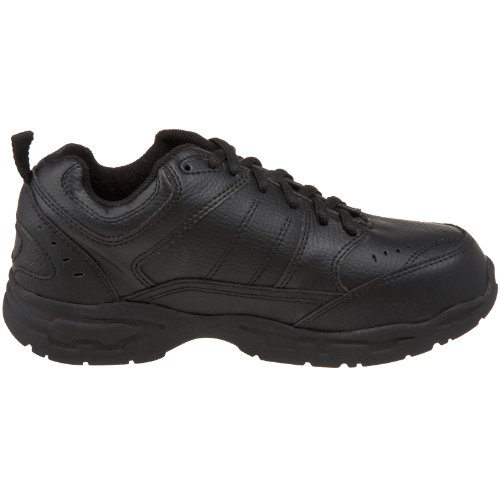 3200 Black Big Athletic Issue Toddler Lace up Shoe Kid School Little 47Uwq7