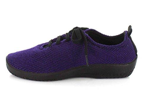 1151 Ciruela Ls Shoes Arcopedico Fabric Womens HqpxEf