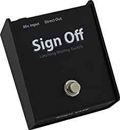 Pro Co Sound CDSO Sign Off Box