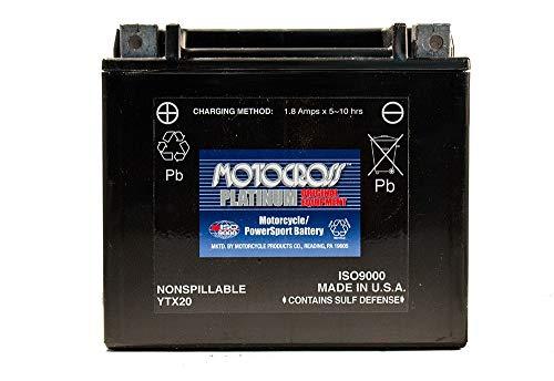 (12V 18AH Battery for Arctic Cat 570 F570, T570, Bearcat 08-14)