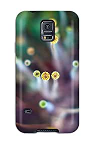Cute Tpu DMGden Flower Case Cover For Galaxy S5