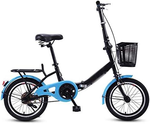 LPsweet Serie De Bicicletas Plegables,para Adultos Bicicleta ...