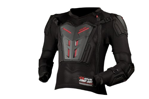EVS Sports Comp Suit (Black, Youth Small) ()
