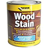 Everbuild EVBWSMC250 250 ml Wood Stain Maintenance - Clear Coat by Everbuild