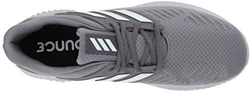 8686d2c4c38d2 adidas Men s Alphabounce RC.2 Running Shoe White Grey