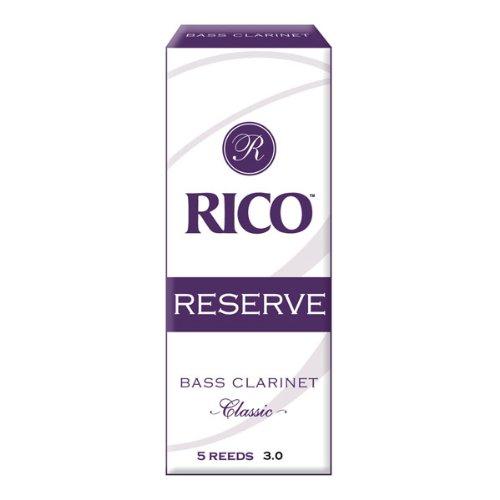 正規品 RICO リード レゼルヴ レゼルヴ クラシック バスクラリネット クラシック 強度:3(5枚入) B003E4C69M RER0530 B003E4C69M, 明宝ハム楽天市場shop:31ed9dec --- svecha37.ru