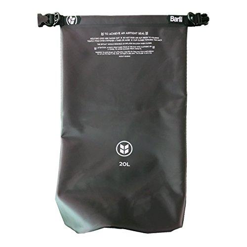Barlii - DrySak (Smoke, 10L)