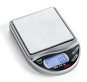 ADE Pocket Scale, Digital, 10.58-ounce