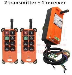 Calvas winch wireless remote control 12v 24v,220 volts wireless remote control Color: 12V UHF425to446