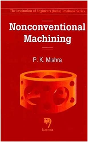 Unconventional Manufacturing Process Book Pdf