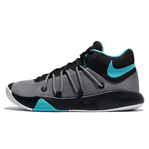 buy online 040e9 f9600 ... france nike mens kd trey 5 v ep black white gamma blue black 85b06 03b98