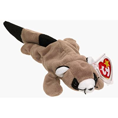 Ringo the Raccoon - Ty Beanie Baby by Ty: Baby