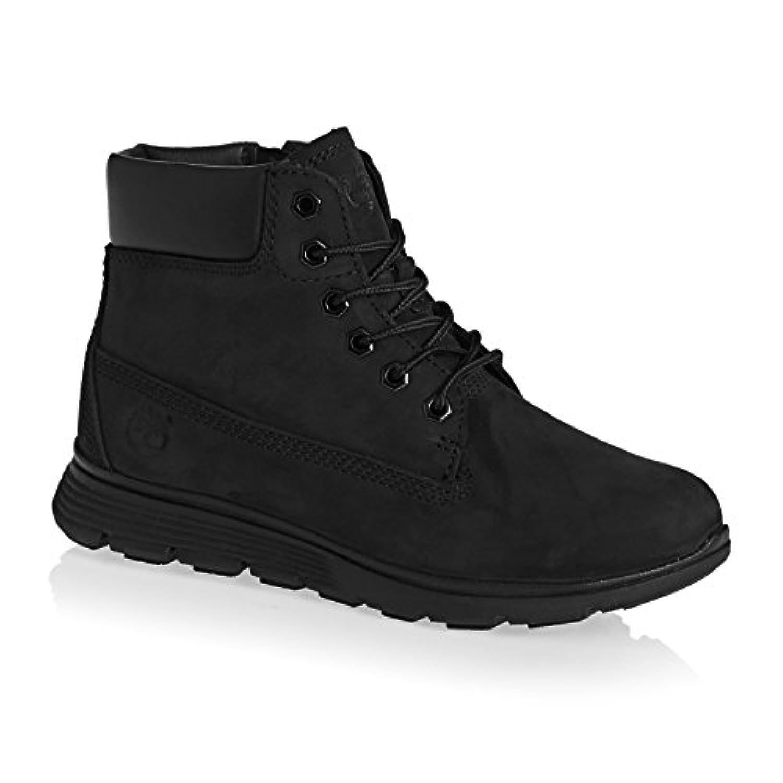 "Timberland Killington 6"" Boots Black 4 Child UK"