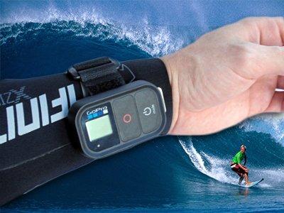 The Accessory Pro® WiFi Remote Wrist Strap / Band / Velcro Strap compatible with GoPro® remotes