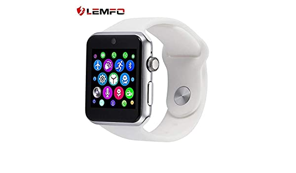 Clover LEMFO LF07 Smart Watch Support SIM Card Camera Remote ...