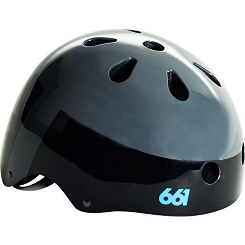 661 Dirt Lid Helmet (Black, One Size) (CPSC) by ()