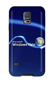 Tom Lambert Zito's Shop 1046456K28975485 Premium Tpu Microsoft Winter Changer Cover Skin For Galaxy S5