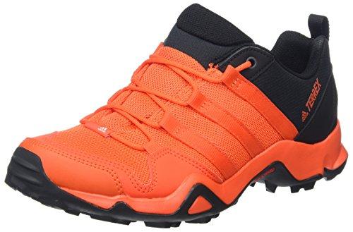 Adidas Terrex Ax2r, Chaussures de Randonnée Homme, Orange (Energi/Energi/Negbas), 40 EU
