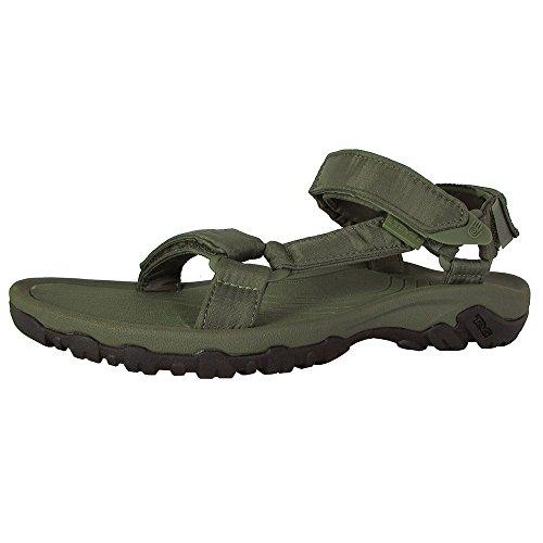 Youth Hurricane - Teva Mens Hurricane XLT - Beauty and Youth Sport Sandals, Green, US 11