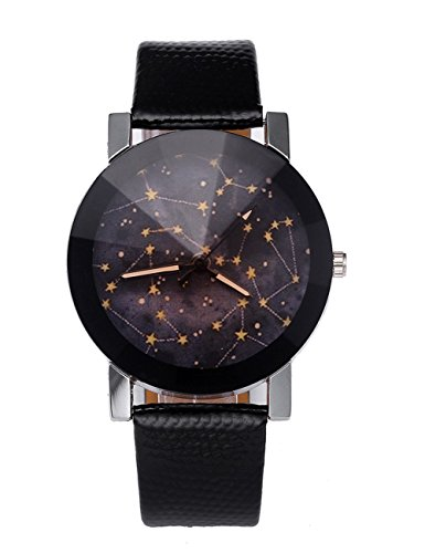 Star Womens Leather Watch - 5