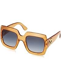 Amazon.com  Gucci - Sunglasses   Sunglasses   Eyewear Accessories ... d4dd0a2e6b