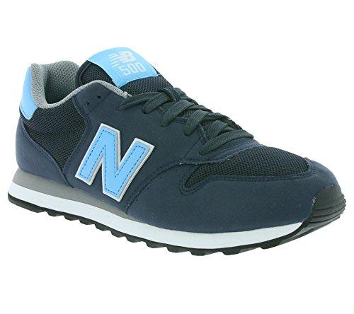 New Balance Gw500, Zapatillas para Mujer Azul (Navy)