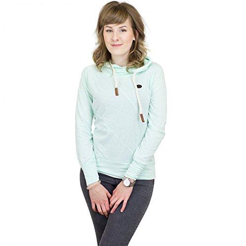 Naketano Mandy Damen-hoodie Green X Grün Ice