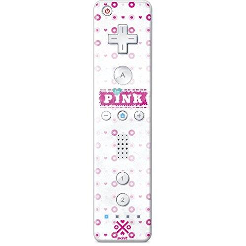 Love Wii Remote Controller Skin - XOXO Vinyl Decal Skin For Your Wii Remote Controller