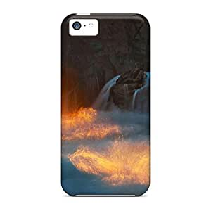 New Arrival Premium 5c Case Cover For Iphone (pfieffer Beach)