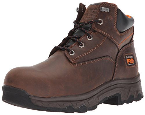 Density Carbon Composite - Timberland PRO Men's Workstead Industrial Boot, Brown, 14 M US