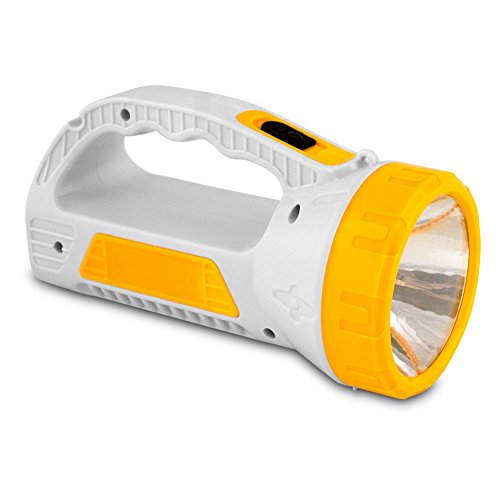 By-Eternal Spot Lights Led, Ultra Bright Rechargeable Emergency Camping 12 Led Spot Lighting by By-Eternal