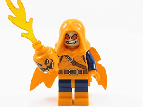 LEGO Marvel Super Heroes Hobgoblin Minifigure 76058 Mini Fig