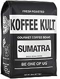 Sumatra Mandheling Coffee Beans, Whole Bean - Fresh Roasted Coffee by Koffee Kult 32oz