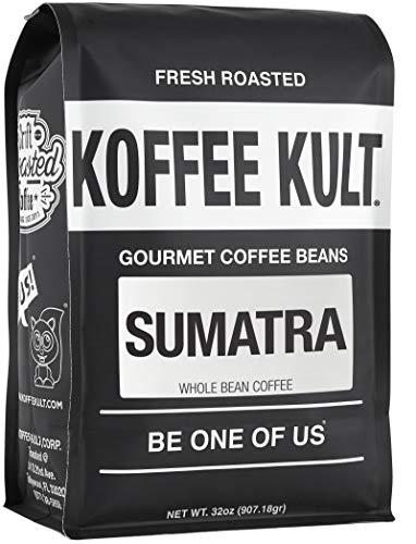 Sumatra Mandheling Coffee Beans Whole product image