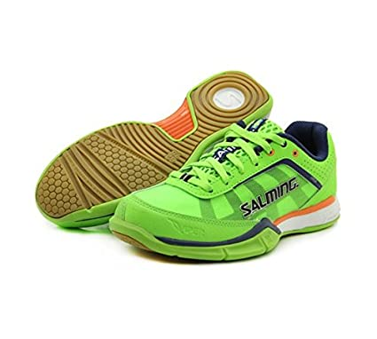 2572359d4fb66 Amazon.com : Salming Viper 2.0 Gecko Green Size 12 : Everything Else
