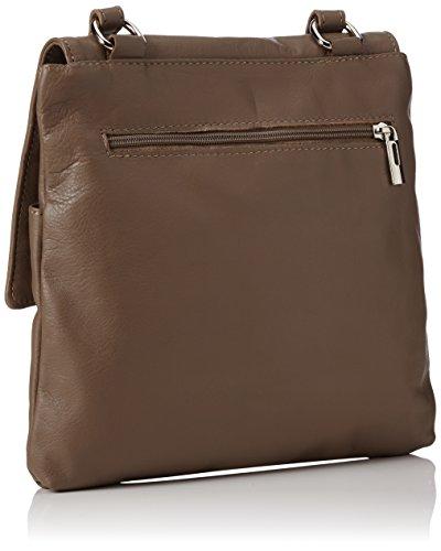 Brown Balta Taupe Bag Cross Bags4Less Women's Body anTxX7