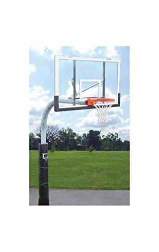 (Gared Front Mount Heavy Duty Gooseneck Basketball)