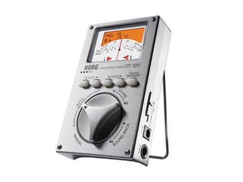 Korg OT-120 Chromatic Orchestral Tuner (Orchestral Chromatic Tuner)