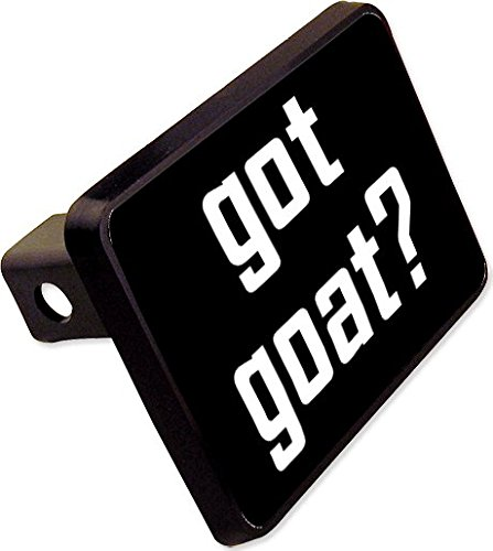 Trailer Hitch Cover Plug Funny State Novelty Got goat