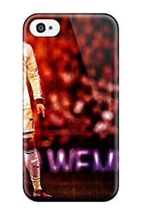Tpu Shockproof/dirt-proof Cristiano Ronaldo Render Cover Case For Iphone(6 Plus 5.5)