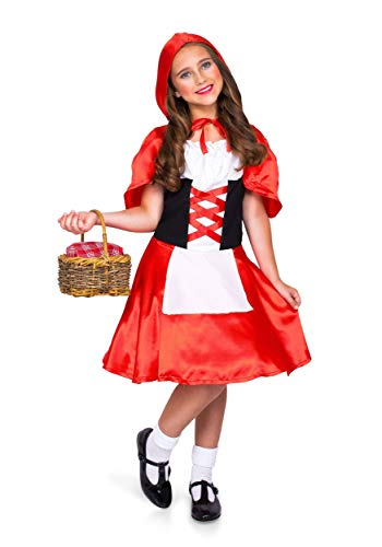 Girl's Red Riding Hood Costume Small